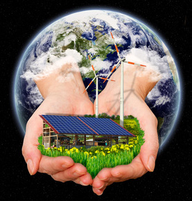 Bachelor degree course: Renewable Energy Engineering; Photo: © Julien Eichinger – Fotolia.com