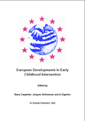 European Developments in Early Childhood Intervention