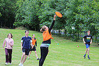 Sport Impressions: Frisbee